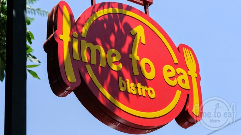 Finally ''Time to eat'' opened it's doors in Arshakunyats Ave.6/74.